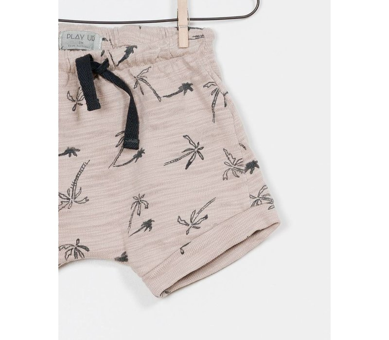 Play Up Jersey Shorts Palm
