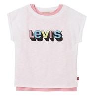 Levis t - shirt and tanktop Pink M