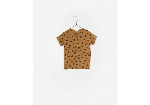 Play Up Play Up - Jersey T-shirt Brown / Black