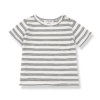 1+ IN THE FAMILY 1+ in the Family t-shirt Luca Off White / Black