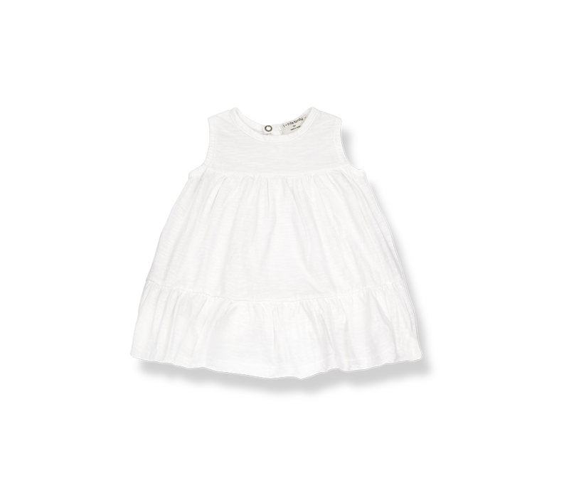 1+ in the Family Dress Lolita Off White