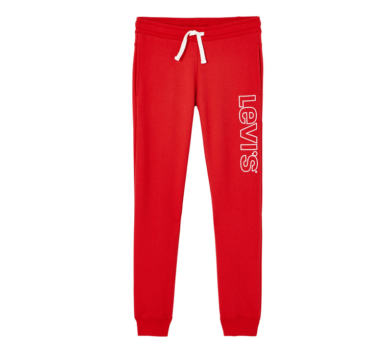 Levis Jogger Red