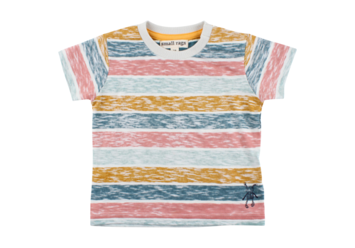 Small Rags Small Regs SS T- shirt Foggy Dew