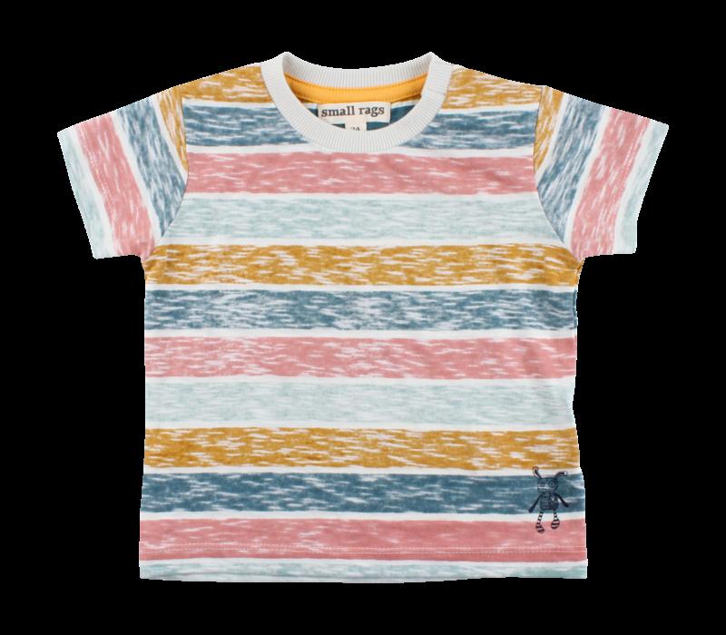 Small Regs SS T- shirt Foggy Dew