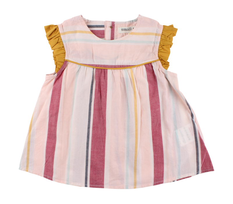 Small Rags Tuniek Pearl Blush