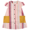 Small Rags Small Rags Dress Pearl Blush