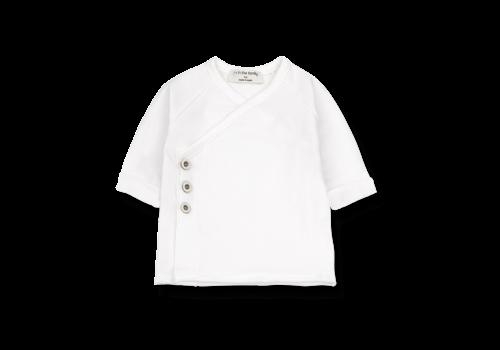 +1 in the Family Gadea New Born Shirt White