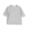 1+ IN THE FAMILY 1+ in the Family Gadea New Born Shirt Grey