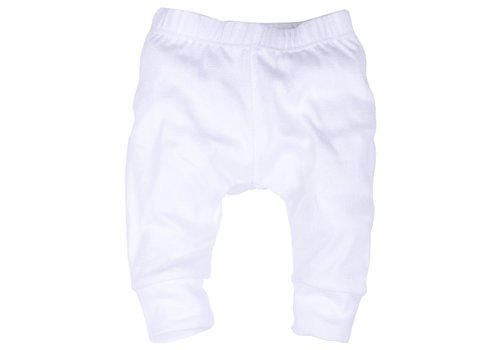 Claesens Claesens Baby pants white