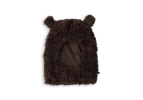 Mini Rodini Mini Rodini - hat- ears-brown