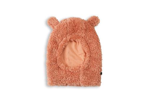 Mini Rodini Mini Rodini - hat- ears-pink