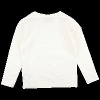 Basic longsleeve van Nordic label White