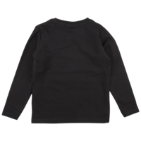 Basic longsleeve van Nordic label Black