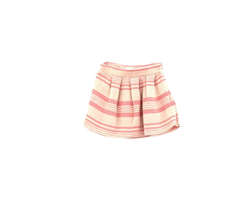 Long Live The Queen Skirt Stripe