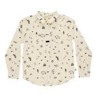 Soft Gallery Shirt AOP tribe