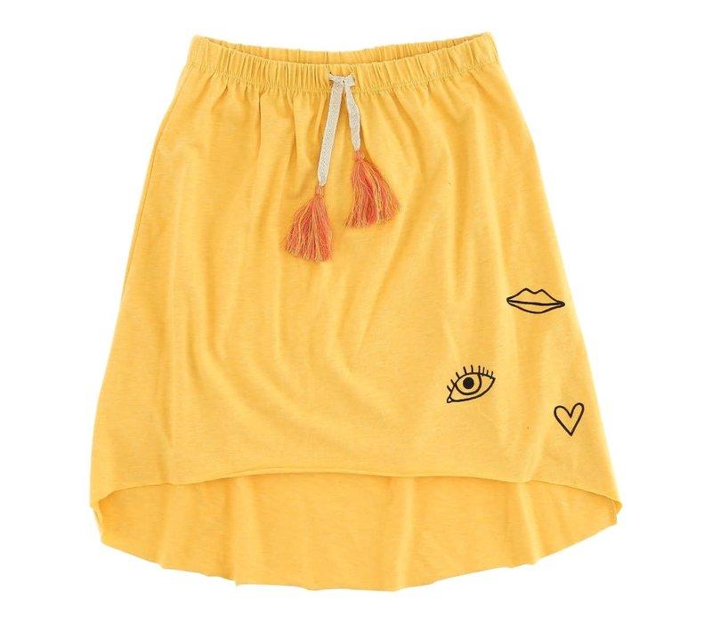 Soft Gallery Skirt Yellow