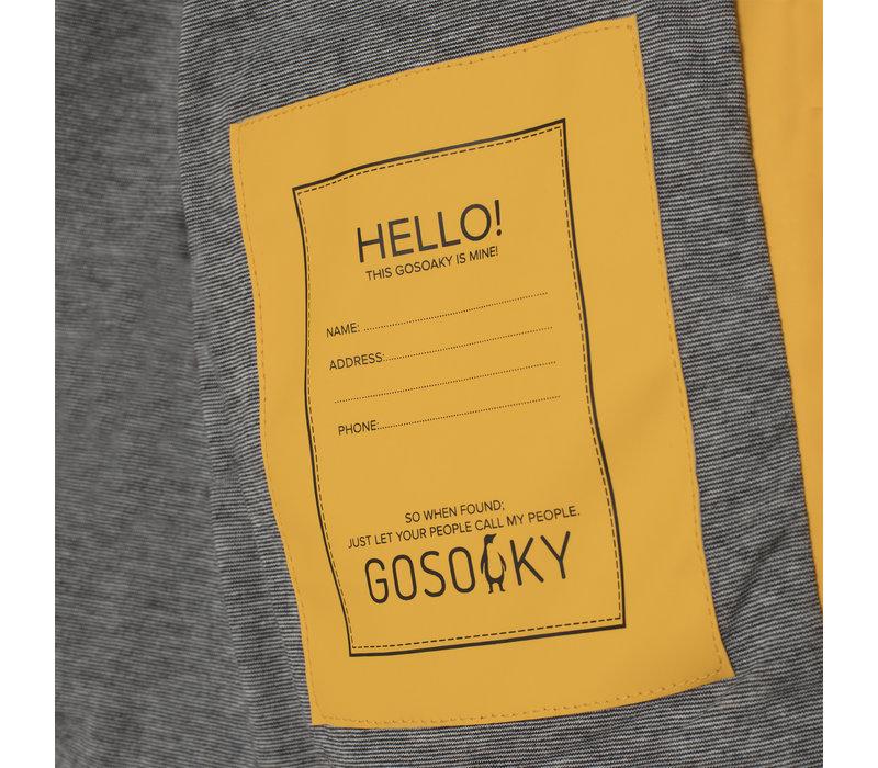 Gosoaky Wild Geese // Unisex Citrus