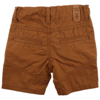 Small Rags Short Babyboy brown