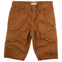 Small Rags Short Boy brown