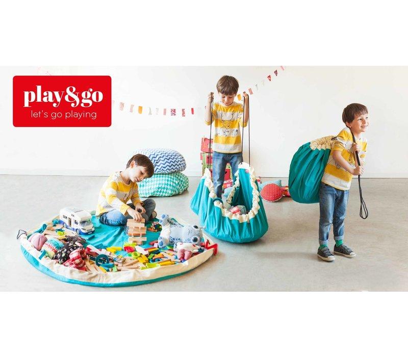 Play & Go opbergzak Fuchsia