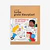 Makii Makii -Turbo - Coloring page - City