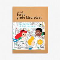 Makii -Turbo - Kleurplaat - Museum