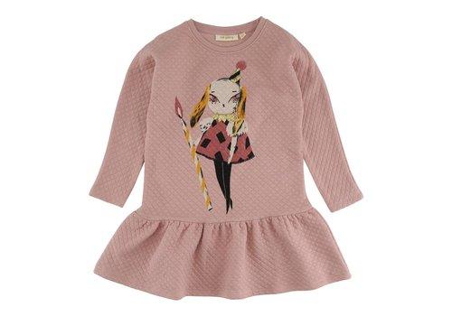Soft Gallery Soft Gallery Dress Autum Roze