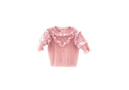 Long Live the Queen Long live the Queen Ruffle Sweater
