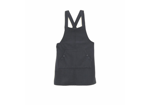 Long Live the Queen Long live the Queen Dungaree dress