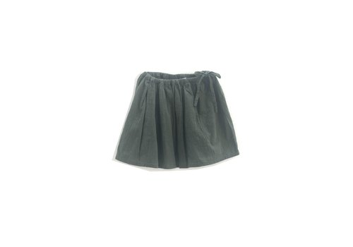 Long Live the Queen Long live the Queen crinkle skirt green
