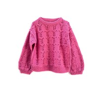 LonglivetheQueen cable sweater