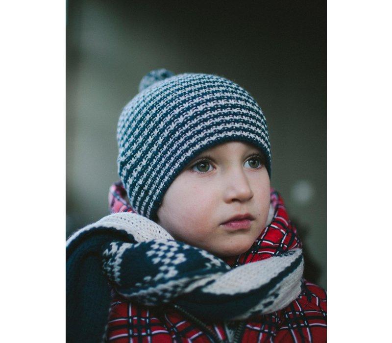 Kidscase Hat Sidney Blue