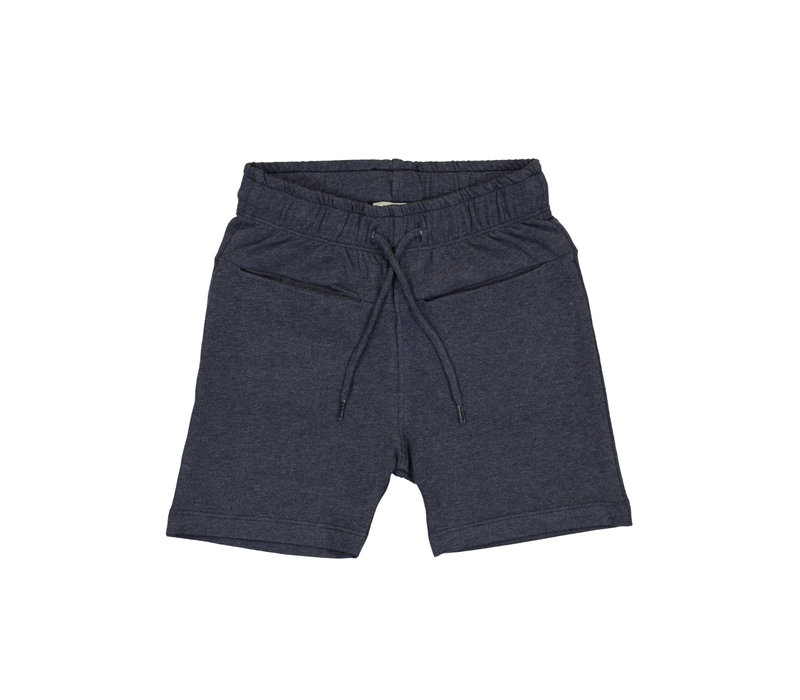 Kidscase Alf jogging organic shorts dark blue