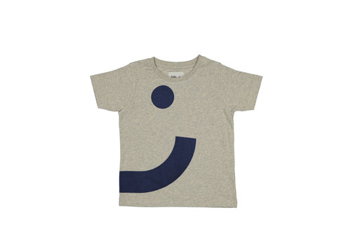 Kidscase Kidscase Nick Alf organic t-shirt right smile