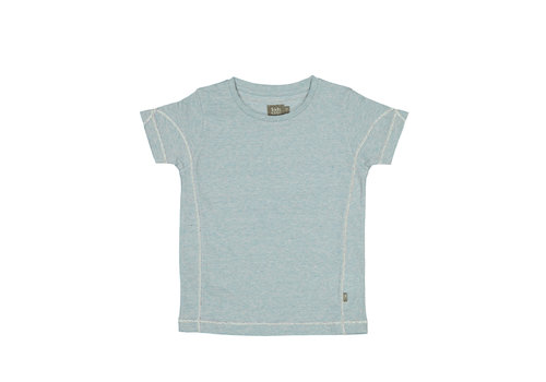 Kidscase Kidscase Matt organic t-shirt light blue