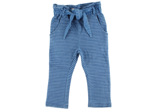 EN FANT EN FANT Ink Pants Indigo Blue