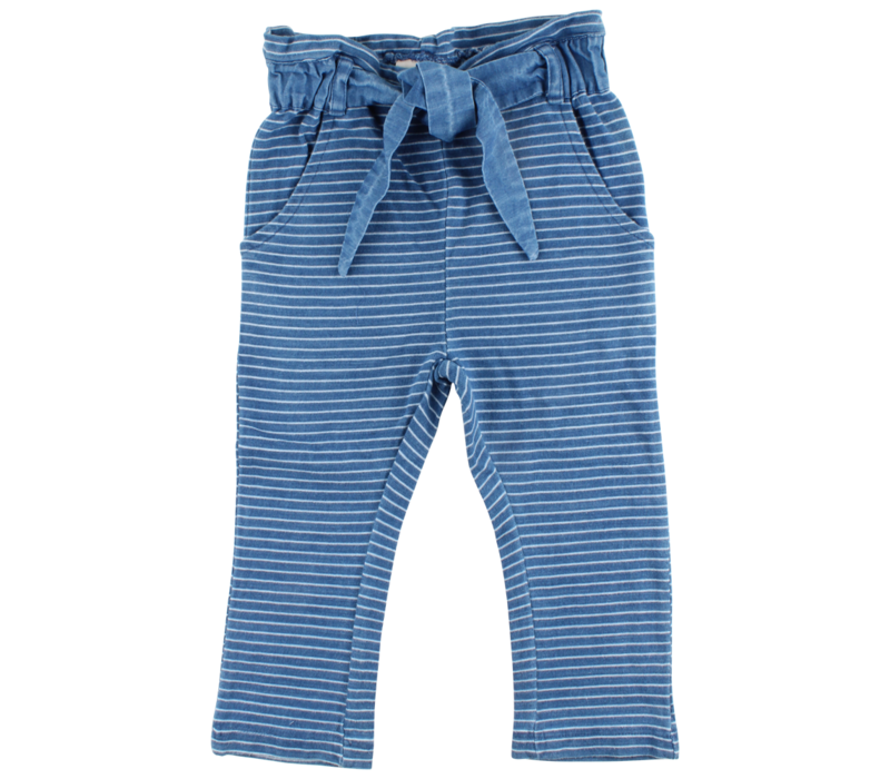 EN FANT Ink Pants Indigo Blue