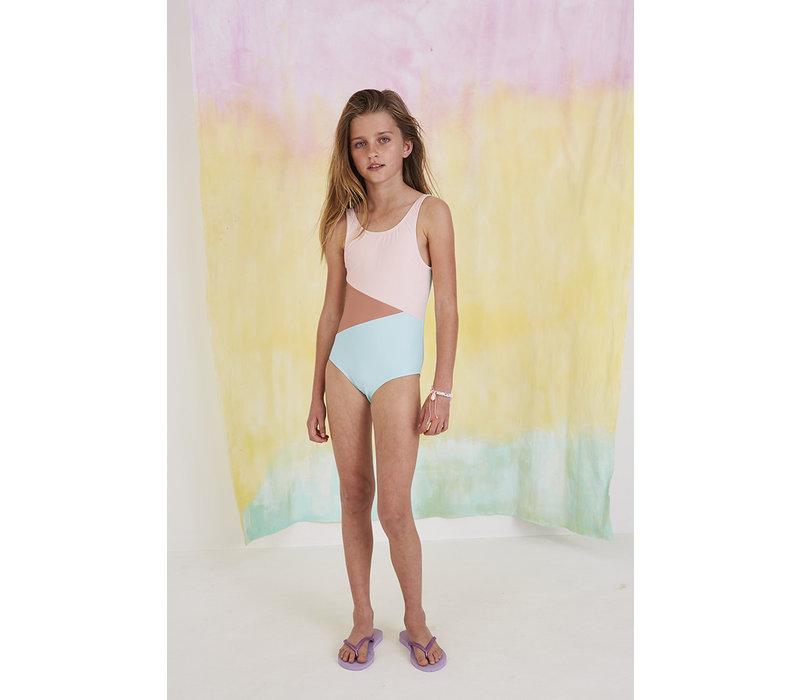 Soft Gallery Swimsuit Darlin Block