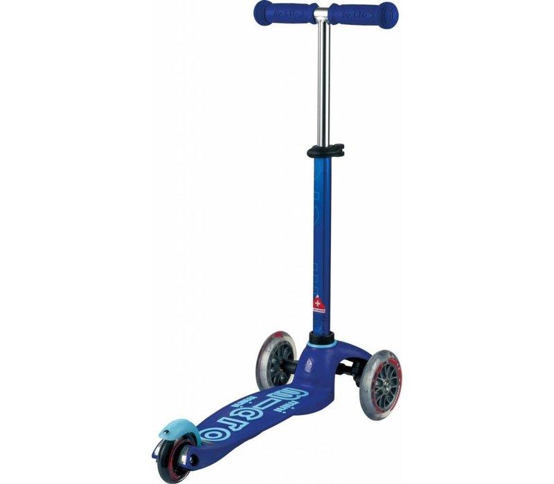 MINI MICRO SCOOTER DELUXE BLUE
