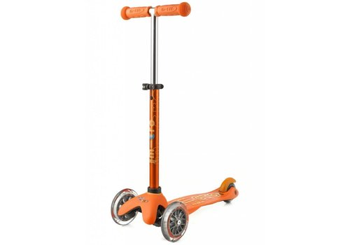 MICRO MINI MICRO SCOOTER DELUXE ORANGE
