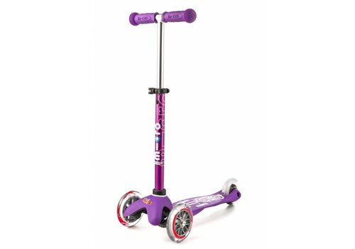 MICRO MINI MICRO SCOOTER DELUXE PURPLE