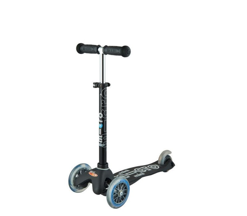 MINI MICRO SCOOTER DELUXE BLACK