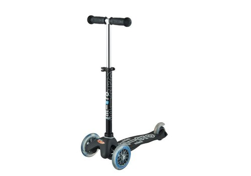 MICRO MINI MICRO SCOOTER DELUXE BLACK