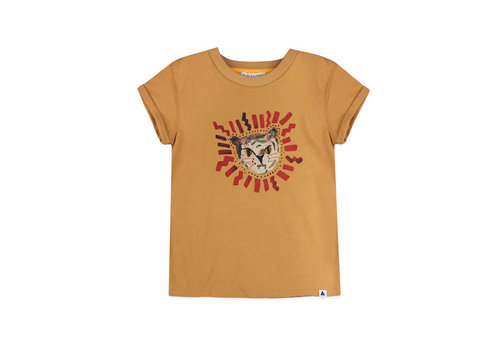 Ammehoela Ammehoela T-Shirt Zoe.01 Light Caramel