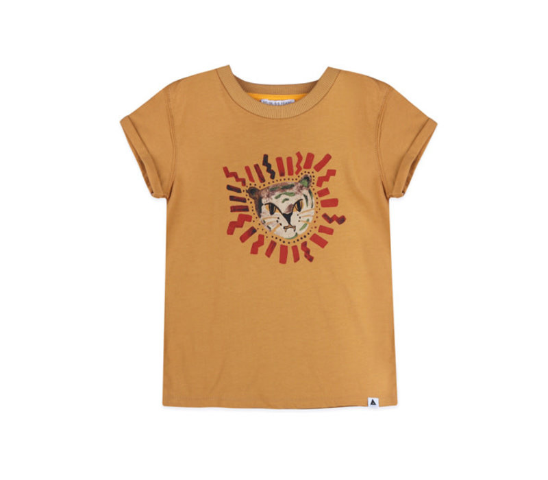 Ammehoela T-Shirt Zoe.01 Light Caramel