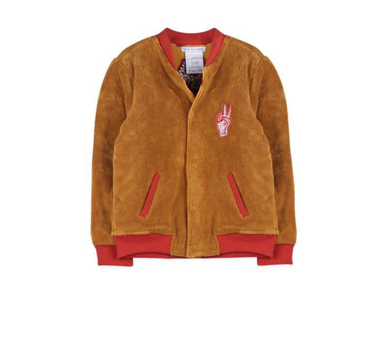 Ammehoela Jacket Ollie.01 Tiger Yellow/Light Caramel