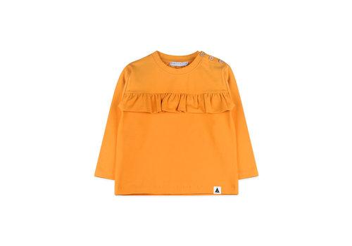 Ammehoela Ammehoela T-Shirt Coco.02 Yellow
