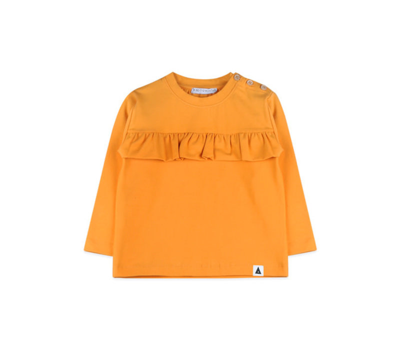 Ammehoela T-Shirt Coco.02 Yellow
