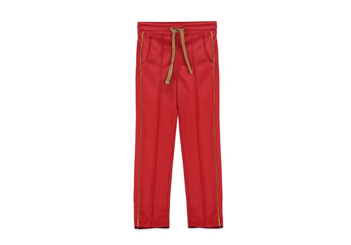 Ammehoela Ammehoela Track pants Jax.02 Warm Red