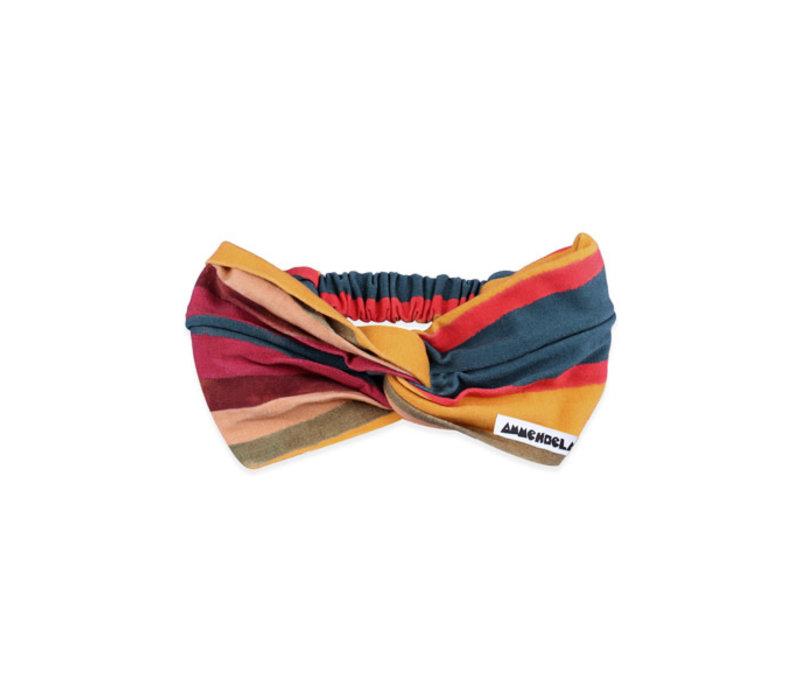 Ammehoela Haarband Ivy.01 one size Fall Stripe